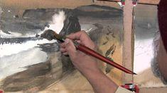 Lesson 9 Juan Pena Free watercolor class