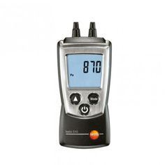 Testo 510 Differential Pressure #Manometer features: Temperature and air density compensation for accurate airflow measurements; Measures differential pressure to 40 in H2O;  Backlit display ensure easy readability in low light situations, Temperature compensated pressure sensor. On Sale! Learn more about this easy to use, rugged, and compact digital manometer at: http://www.valuetesters.com/testo-510-differential-pressure-manometer.html
