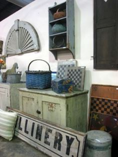 California Country - American Country and Folk Art Antique Shows