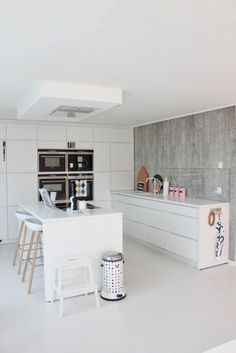 The Design Chaser: white flooring | Stylizimo