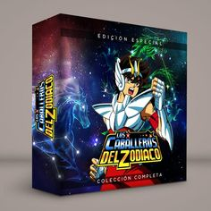 Los Caballeros del Zodiaco (Saint Seiya) #ColeccionCompleta · Santuario · 12 Casas · Asgard · Poseidon · Hades Ovas · Inframundo · Hades Eliseo · DVD Bs. 20.000 ·BluRay Bs. 11.700 · Calidad garantizada · Español latino · #Series #Películas #Retro #Actuales #Comics #Comiquitas #DVD #BluRay Si quieres una serie o película solo llámanos. Pedidos: 0414.402.7582 Presentación #BoxSet exclusiva de RetroReto.