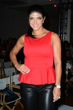 Teresa Giudice Receiving HUGE Raise to Return the The Real Housewives of New Jersey...If Probation Office Allows It! The Latest In Hollywood Gossip!