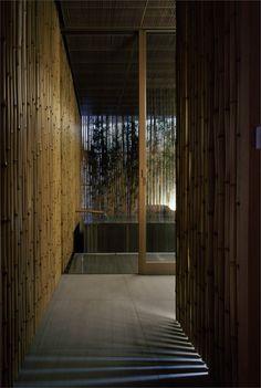 GIAPPONE: L'HOTEL GINZAN ONSEN FUJIYA DI KENGO KUMA