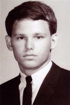 High school Jim Morrison