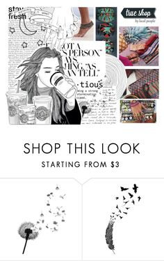 """""""True Shop - Buy from local People and help their communities"""" by trueshop ❤ liked on Polyvore"""