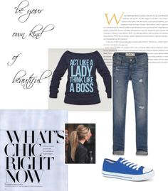 """Laney"" by marlynheger ❤ liked on Polyvore"