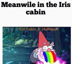 Iris cabin