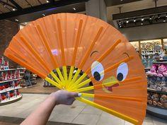 Downtown Disney, Disney Parks, Orange Bird, Orange Color, Hand Held Fan, Stay Cool, Disneyland Resort, News Today, Disney Dreams