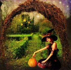 This feeling is the essence of a Witch's method of gardening. Description from paganpath.com. I searched for this on bing.com/images