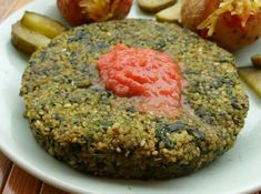 Tahini, Cilantro Lime Quinoa, Tasty, Yummy Food, Le Chef, Meatloaf, Muffin, Food And Drink, Veggies