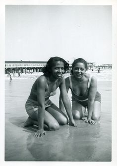 African American Bathing Beauties II | by Black History Album