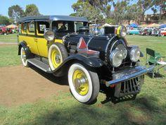 1929 Graham Paige Model 837 Limousine