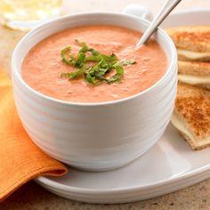 Creamy Tomato Soup is a classic family-favorite recipe.