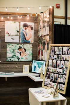 Fotos impresas para matrimonio
