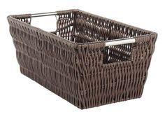 Towel basket - Amazon $9.99