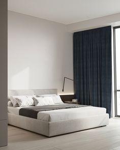 Bedroom #bedroom #modernbedroom #minimalisticbedroom #ideasforbedroom #minimalism #minimalisticarchitecture #minimalisticinterior #architecture #modernarchitecture #design #minimalisticdesign Minimalism, Bedroom, Furniture, Design, Home Decor, Retro, Decoration Home, Room Decor