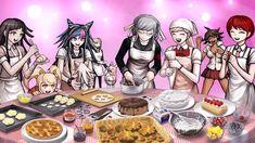 "Danganronpa 2 ""La luz de la esperanza"" Nagito Komaeda x Reader Danganronpa Characters, Anime Characters, Fanart, Super Danganronpa, Trigger Happy Havoc, Nagito Komaeda, Manga, Cover Art, Chibi"