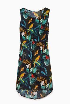sukienka damska tkaninowa