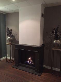 Flam Haarden & Kachels - Moerkapelle - Maestro 75 Eco Wave. #DRU #showroom #fire