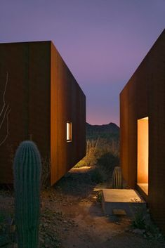 Architecture, Planning, and Interiors. Since Rick Joy has led a cooperative practice engaged in architecture, planning, and interiors around the globe. Studio Rick Joy is based in Tucson. Modern Architecture House, Residential Architecture, Interior Architecture, Interior Exterior, Exterior Design, Desert Nomad, Villa, Modern Design, Deserts