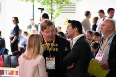 Joroisista kotoisin oleva Viljakainen oli kysytty keskustelukumppani torstaina ja perjantaina järjestetyssä Startup Village -tapahtumassa Moskovassa.