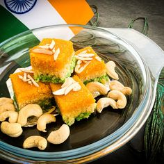 Does anyone ever need a reason to have coconut barfi? Go back to childhood with this recipe. Check out now! Coconut Burfi, Independence Day Special, Cantaloupe, Childhood, Fruit, Sweet, Easy, Check, Recipes