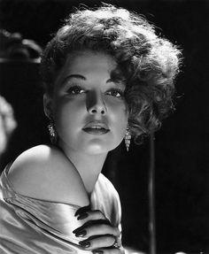 classic beauty women stars | Ann Sheridan - Classic Movie Actress (1915-1967)