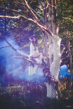 Bad Ass Smoke Bomb Bridals · Rock n Roll Bride Erin wallis Photography