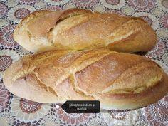 Pâine ca la mănăstire Banana Bread, Desserts, Recipes, Tailgate Desserts, Deserts, Recipies, Postres, Dessert, Ripped Recipes