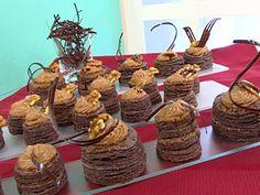 Recetas | Vol au vent de chocolate | Utilisima.com
