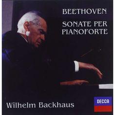 zoom Beethoven, Ludwig Van - 32 Piano Sonatas / Backhaus - CD 8枚