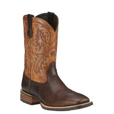 Ariat Men's Quickdraw Thunder Brown