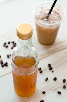 Pumpkin Spice Syrup (Pumpkin Spice Latte)