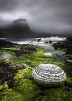 March 5: Isle of Skye, Scotland. Because gloomy is great.