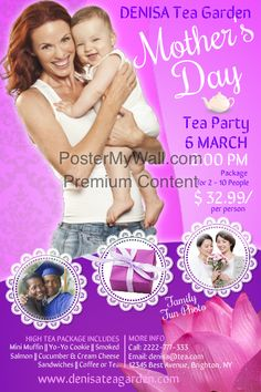PosterMyWall | Mother's Day