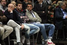 Marco Belinelli's fashion: I LOVE this outfit!!!!!!!!!!!!!