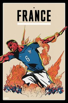 France World Cup 2018 team posters: Former winners, fan favourites, star players ready for Russia