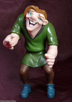 97 best Toys images on Pinterest   Christmas 2014  Christmas     Disney Quasimodo Hunchback Of Notre Dame Action Figure 9  tall posable toy