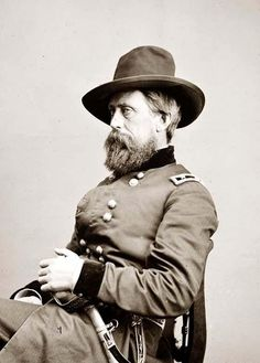 Maj. General Jefferson C. Davis