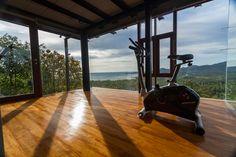 Panoramic view from ensuite bedroom.. Wow!  Baan Hin Nok Villa - Koh Phangan