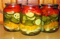 Preserves, Pickles, Cucumber, Mason Jars, Recipes, Food, Tags, Knitting, Canning