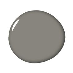 """Chelsea Gray, Benjamin Moore. """"I use this shade over and over again on cabinets and vanities because it is the perfect medium-dark gray. It has warmth, but never looks brown, and has enough pigment to make a statement without shouting. Such a classic!"""" - Erin Gates"""
