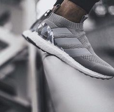 Adidas ACE 16+ PureControl Ultra Boost 'Grey Camo' BY9089