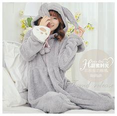 Cute Pajamas, Kids Pajamas, Kids Outfits, Cool Outfits, Cute Onesies, Cute Sleepwear, Pyjamas, Jumpsuits For Girls, Cute Korean Girl