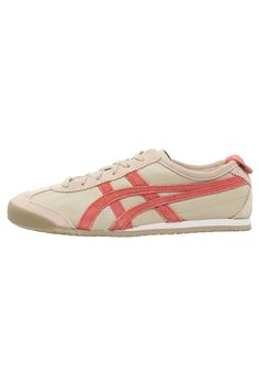 Onitsuka Tiger MEXICO 66 Sneaker sand/red tabasco