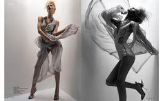 http://www.creativespaceartists.com  Photographer: Mick Mazzei Model: Daniella Christiansson For: A Magazine