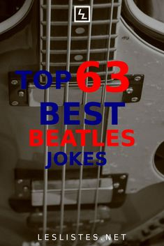 The Beatles are one of the most popular bands of all time. With that in mind, check out the top 63 Beatles jokes. #beatles Beatles Albums, Beatles Songs, The Beatles, Silly Love Songs, Music Recommendations, Popular Bands, The Reunion, Hey Jude, Street Names