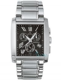 6694c7de208 BULOVA Dress Stainless Steel Chronograph 96G45 - http   rologia.org bulova.  Mens Dress WatchesWatches ...