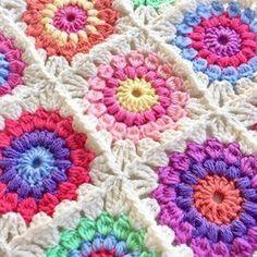 Some Sunday afternoon progress . . . . . . . . . #yarnaddict #yarnlove #handmadeforever #handmadealways #grannysquare #grannysquares #grannysquarelove #grannysquaresrock #grannysquareblanket #handmade #instacrochet #crochet #crochê #crochetersofig #crochetersofinstagram #handmadehappy #instacrochet #igcrochet #grannysquareblanket #grannysquaresarethenewblack #crochetgirlgang #grannygirlgang #crochetgirlgang #hookedonhandmade #supporthandmade #crochetallday #makersgonnamake #crochetonthe...