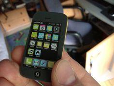 Garantiert nicht von Apple lizensiert, das iPhone Radiergummi ;-)